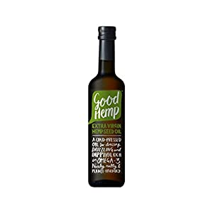 Good Hemp Extra Virgin Hemp Seed Oil, 500 ml