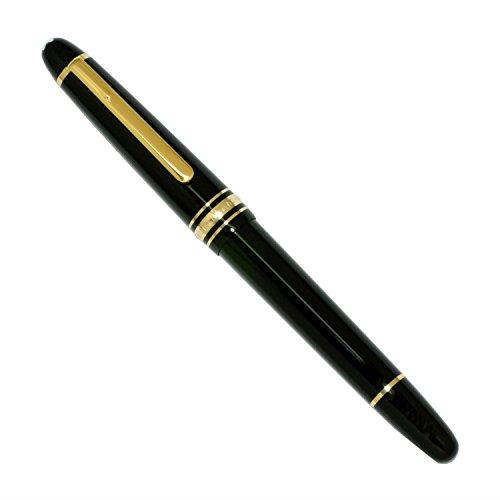 Montblanc Meisterstuck Classique Black Fountain Pen 106513