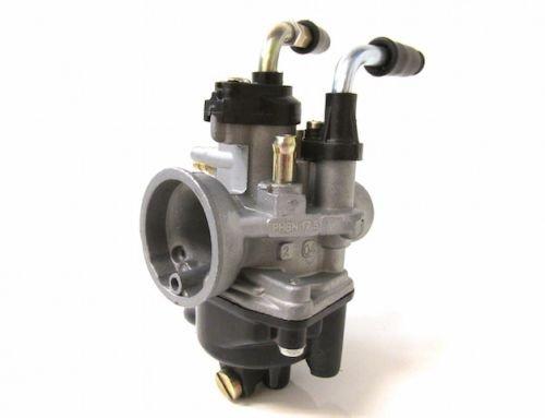Carburateur de tuning PHBN 17,5 mm pour MBK Booster Equalis Evolis Fizz Forte Nitro Ovetto Sorriso Stunt 50