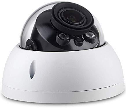 4MP Dome IPC-HDBW4433R-ZS IP PoE Camera,IR 165foot,2.7mm~13.5mm Motorized Varifocal Lens Optical Zoom,H.265 ONVIF,SD Slot,Outdoor Security Network Surveillance CCTV,IK10,IP67 Weatherproof