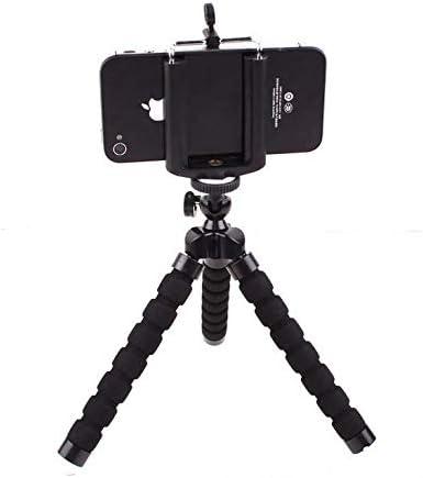 3 في واحد، حامل هاتف اخطبوطي مرن باقواس لحمل الهواتف الذكية جو برو