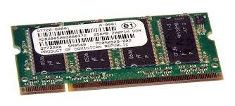 Sdram 200 256mb Ddr Pin - HP 256MB 200-Pin DDR SDRAM Dimm **Refurbished**, Q7722-60001 (**Refurbished**)