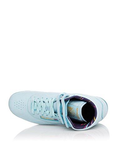REEBOK Zapatillas abotinadas F/S Hi Int-Nostalg Azul Bebé EU 42.5 (US 11)