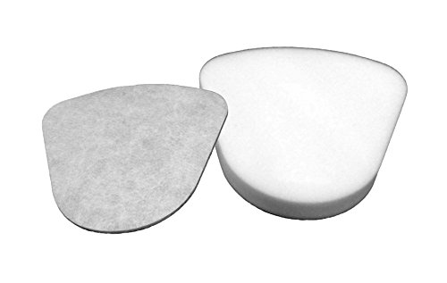 Crucial Vacuum 609722030137 Shark Navigator Lift-Away, Foam & Felt Pre Filters with 1 Foam and 1 Felt Filter (Shark Nv 352 Replacement Parts compare prices)