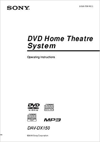 Sony ht-ddw870 home theater system owners manual | ebay.