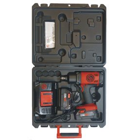 Chicago Pneumatic CPT-8848K 20V 1.5 in. Impact Deep Wrench Kit - Chicago Pneumatic 20v