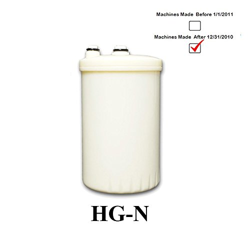 HG-N pattern Kangen Compatible Replacement Water Ionizer Filter for Enagic SD501HG-N Toyo Ange Impart by IonHiTech
