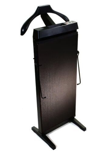 Freestanding Trouser Press - Corby Of Windsor 4400 Pants Press In Black Ash