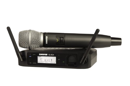 Shure GLXD24SM86 Digital Vocal