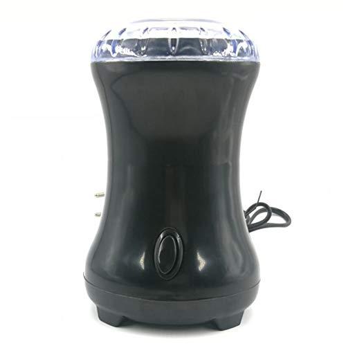 Gyswshh Household Electric Coffee Bean Soybean Grinder Herbs Miller Milling Machine Tool BlackEU Plug by Gyswshh (Image #1)
