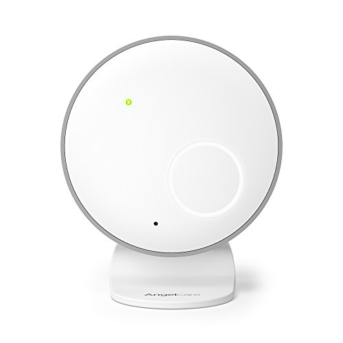 Angelcare Sound and Movement Monitor, White, 117 by Angelcare (Image #2)