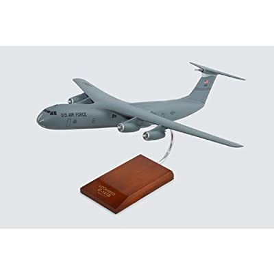 Mastercraft Collection C-141B Starlifter Gray - 1/100 scale model
