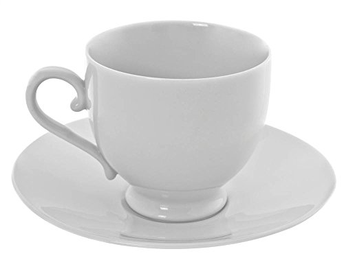 Sophia Cup and Saucer - Set of 6