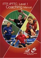 (Table Tennis NEW Level 1 Coaching Manual)