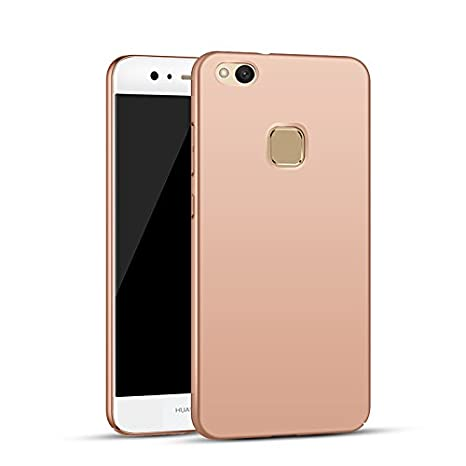 coque or rose huawei p10 lite