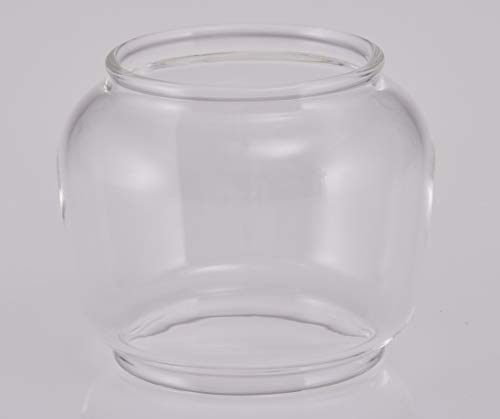 (American Mantle Mini Bulged Globe for PEAK1 Lanterns (Similar to 3112-018T) -)