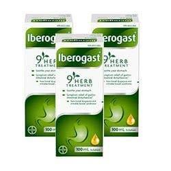 Iberogast 3 Bottles (3 x 100mL)