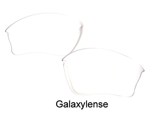 galaxylense men s replacement lenses for oakley half jacket xlj  galaxylense men s replacement lenses for oakley half jacket xlj crystal clear amazon co uk clothing