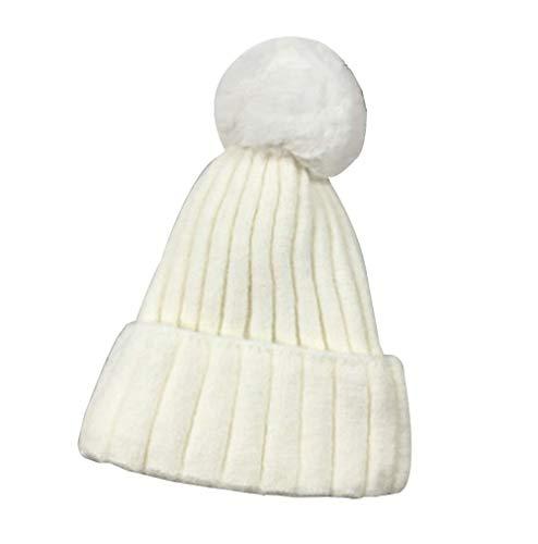 Invierno 1 Multicolor21 Sombrero Terciopelo Plus Black Punto de para de de Sombrero Grueso Punto Sombrero Hombres Temptation Moda 77aT1