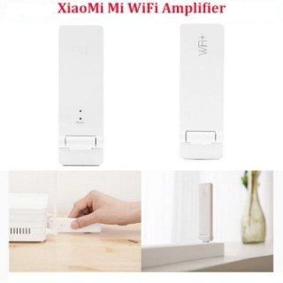 XiaoMi Mi WiFi amplificador repetidor inalámbrico red Wi-Fi Router expansores blanco: Amazon.es: Informática