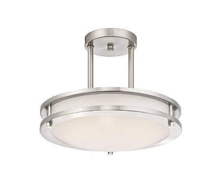 Light Blue USA LB72131 LED Semi Flush Mount Ceiling Fixture