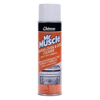 Mr. Muscle Oven & Grill Cleaner (1 can) ()