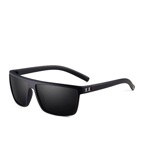 de Blue Lunettes Guide C4 Sunglasses optiques TL Lunettes Matte Lunettes Smoke Voyage polarisé Retour pour hommes 0RS6qP