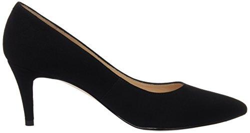 Kichi Unisa Black Mujer KS Negro de Zapatos Tacón AC8xqSwnZx
