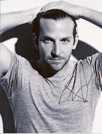 Bradley Cooper Signed In-person 8x10 Photograph