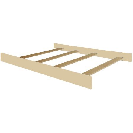 Full Size Conversion Kit Bed Rails for Munire Savannah Crib - Linen White by Crib Conversion Kits