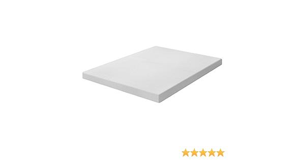 King Size 2 Inch Firm Conventional Polyurethane Foam RV//Truck Mattress Bed Cushion USA Made