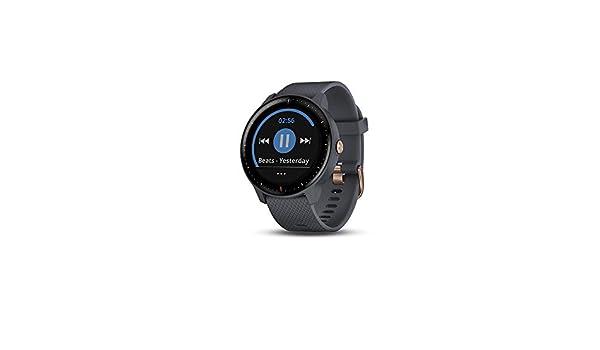 Garmin vívoactive 3, GPS Smartwatch with Contactless ...