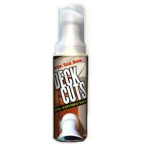 Ze-vo Dc Deck Cuts Primer/sealer, Clear 4oz