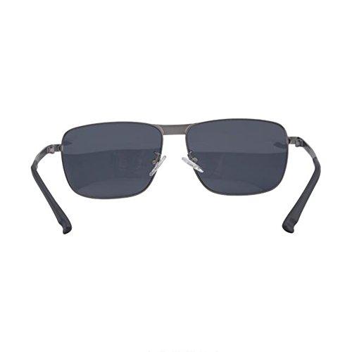 conducen de Ash color Hombres que sol Color HONEY Gun opcional gafas Gun retro diseño Ash las 4 polarizado XEqH4