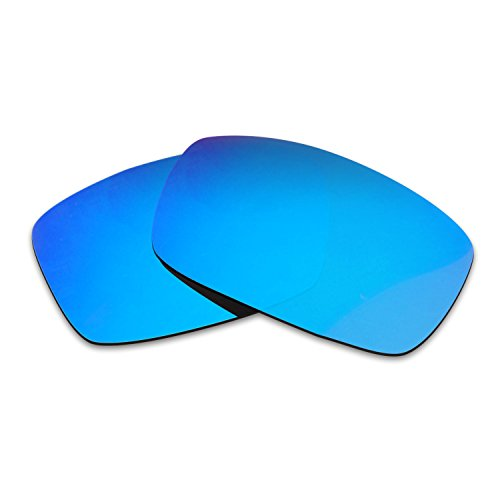 Lenses Sunglasses Polarized Spy Optic Logan Replacement Blue For Plus Mens Hkuco Hxvwt18c