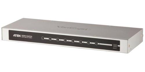 itch8 x HDMI Type A Digital Audio/Video In, 1 x HDMI Type A Digital Audio/Video Out, 1 x DB-9 Serial1920 x 1200 @ 60 HzWUXGA ()