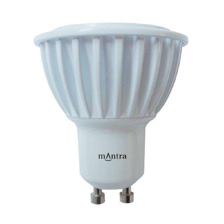 MANTRA BOMBILLA LED 8W GU10 (3000K)