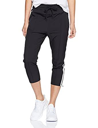 Lorna Jane Women's Side Tracked Active Jogger,Black,XS