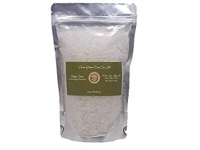 Dead Sea Salt, Course Ground 16 oz