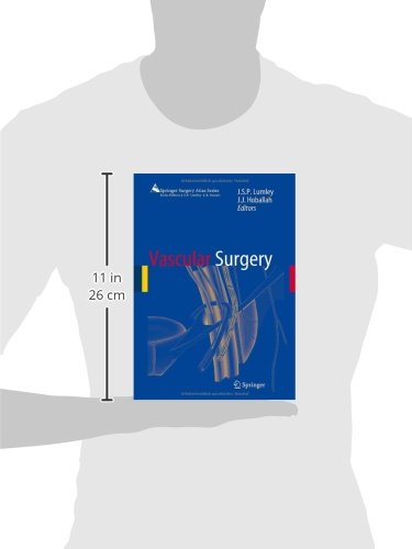 Vascular Surgery (Springer Surgery Atlas Series) - http://medicalbooks.filipinodoctors.org