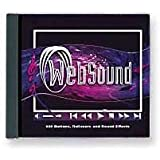 著作権フリー 効果音素材CD WEBサウンド Web用音楽・SFX効果音集・試聴特別価格
