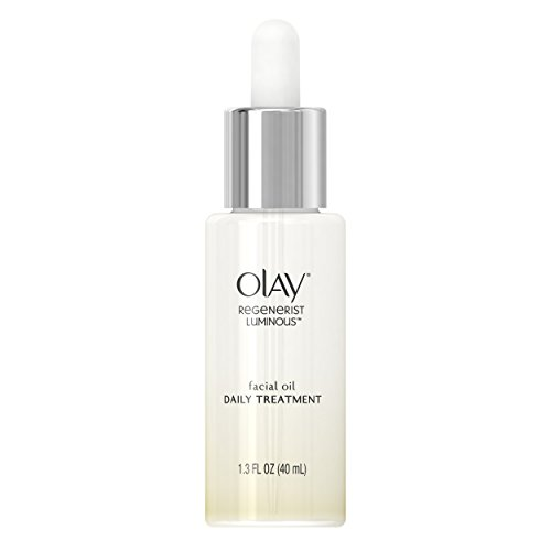 Olay Regenerist Luminous Facial Oil 1.3 Fl Oz Daily Luminous Face Moisturizer