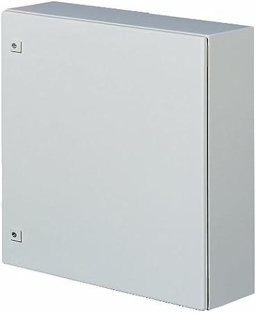 Rittal 1350500 Acero IP66 Caja eléctrica - Caja para Cuadro eléctrico (500 mm, 300 mm, 500 mm): Amazon.es: Bricolaje y herramientas