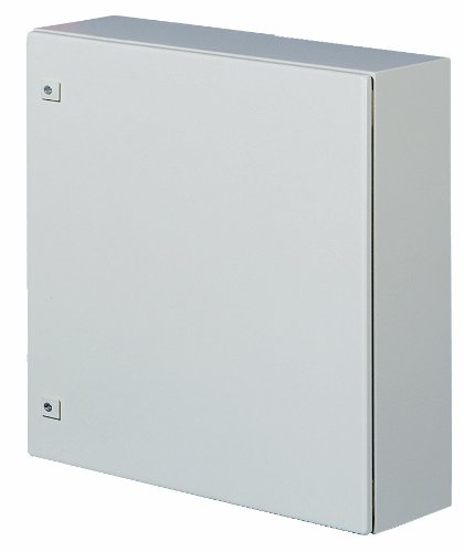 Rittal 1045500 Light Grey 16 Gauge Steel AE Single Door Wallmount Enclosure, 15-3/4'' Width x 19-11/16'' Height x 8-17/64'' Depth by Rittal