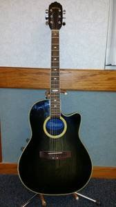 Applause by Ovation AE128-5 Acoustic Electric Guitar