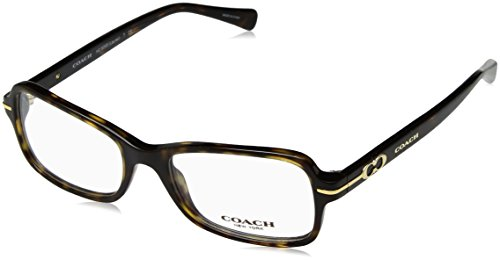 COACH Women's 0HC6055 Dark Tortoise One - Sunglasses Prescription Coach