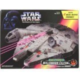 : Star Wars Power of the Force Electronic Millennium Falcon