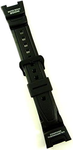 純正Casio (カシオ) 交換用 時計 バンド 10304195 カシオ腕時計 SGW-100-1VH用 [並行輸入品]