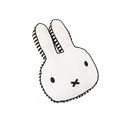 Cute Rabbit Plush Toys Cushion Animal Bunny Baby Kids Decor Bedroom Pillow Miffy