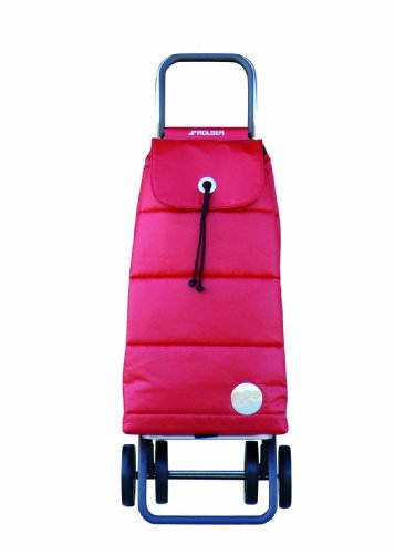 Rolser Pack Polar Logic Shopping Trolley, Rojo by ROLSER